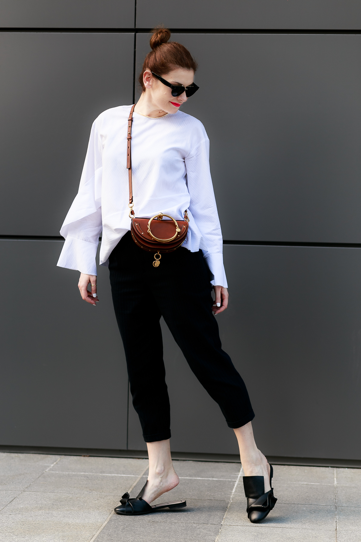Chloe Girl Look Street Style Outfit | EdgyCuts