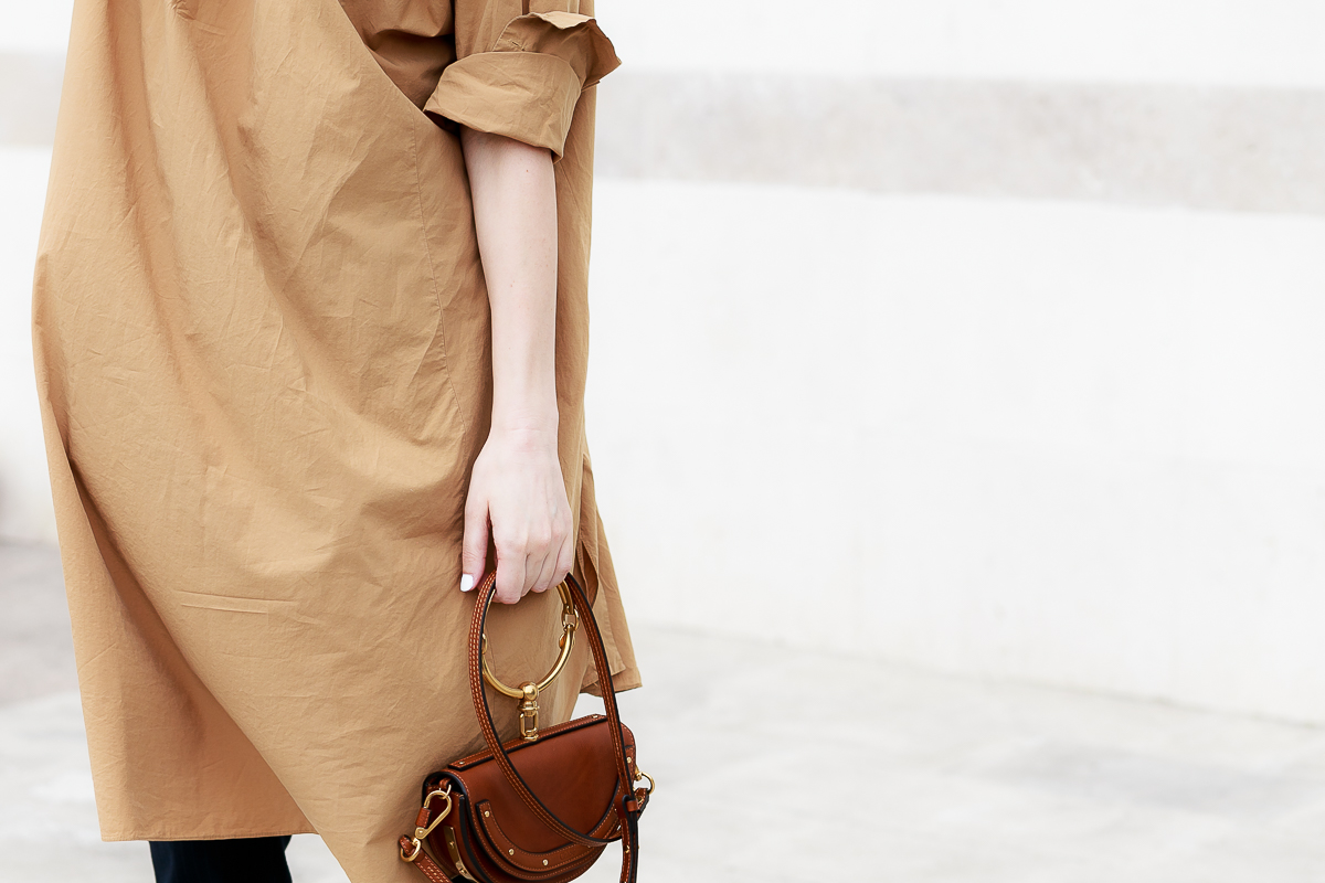 How to Get Out of Monochrome Rut feat. Chloe Nile Bag | EdgyCuts